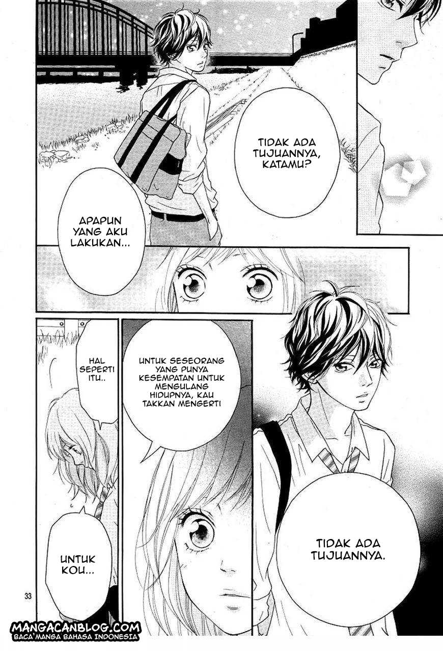Ao Haru Ride Chapter 13-31