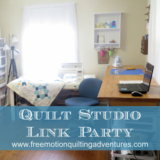 quilting and sewing space link party