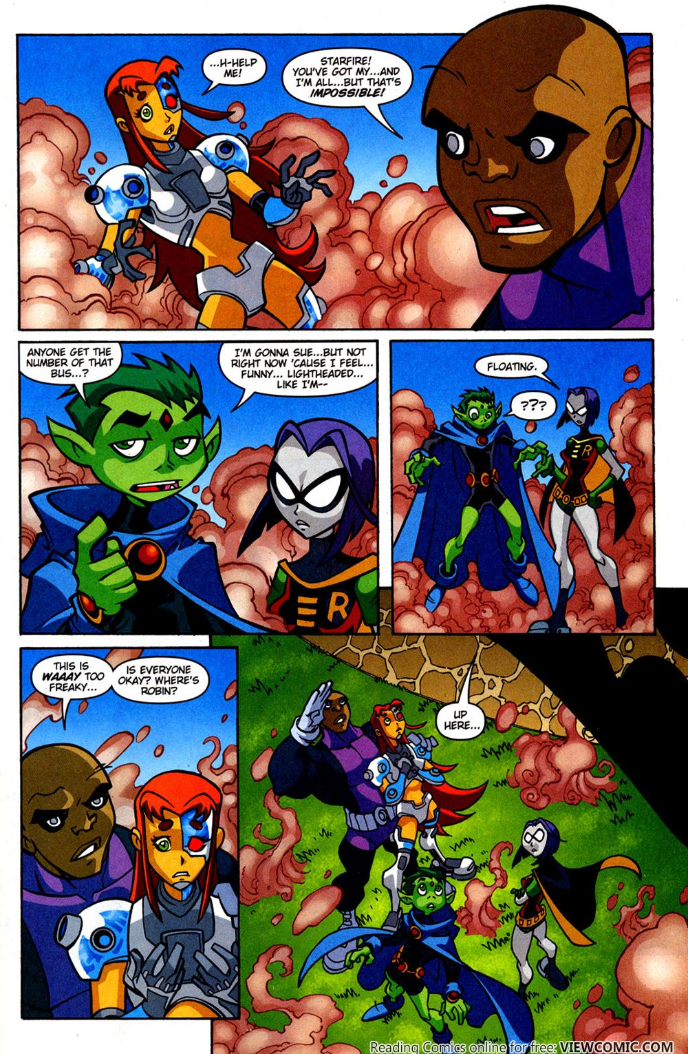 Show Teen Titans Or Any 84