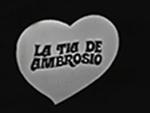 La Tía de Ambrosio