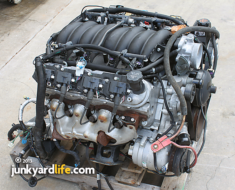 Used LS1 engines can be found on ebay and elsewhere on the internet for more than $5,000 with the transmission.