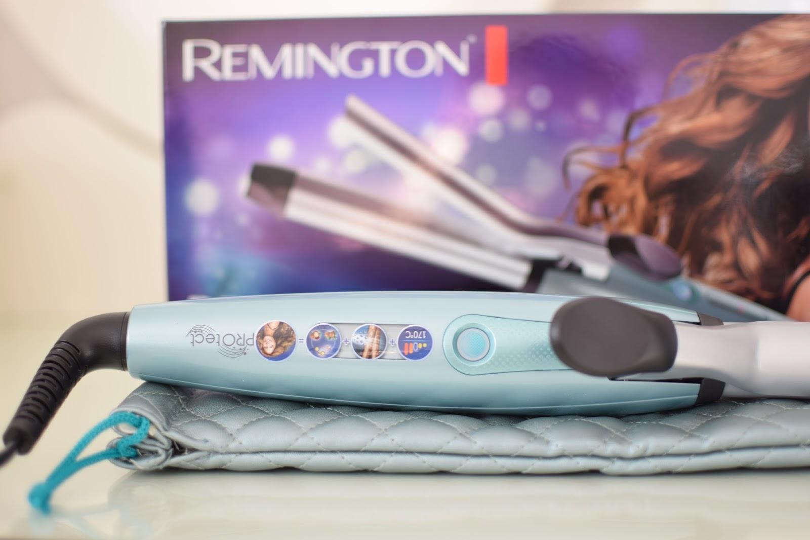 Kulma na vlasy REMINGTON PROtect a vlasové prípravky TONI GUY  f6ae6d34a85