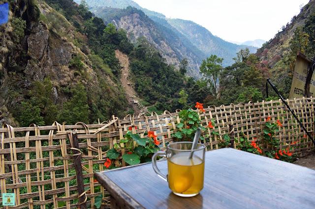 Seguro de viaje para Nepal (trekking Valle del Langtang)