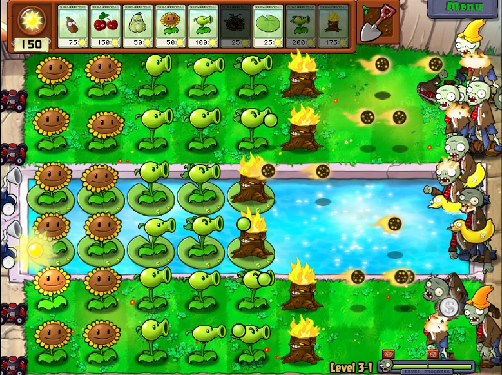 Free Download Plants Vs Zombies 2 Game Of The Year