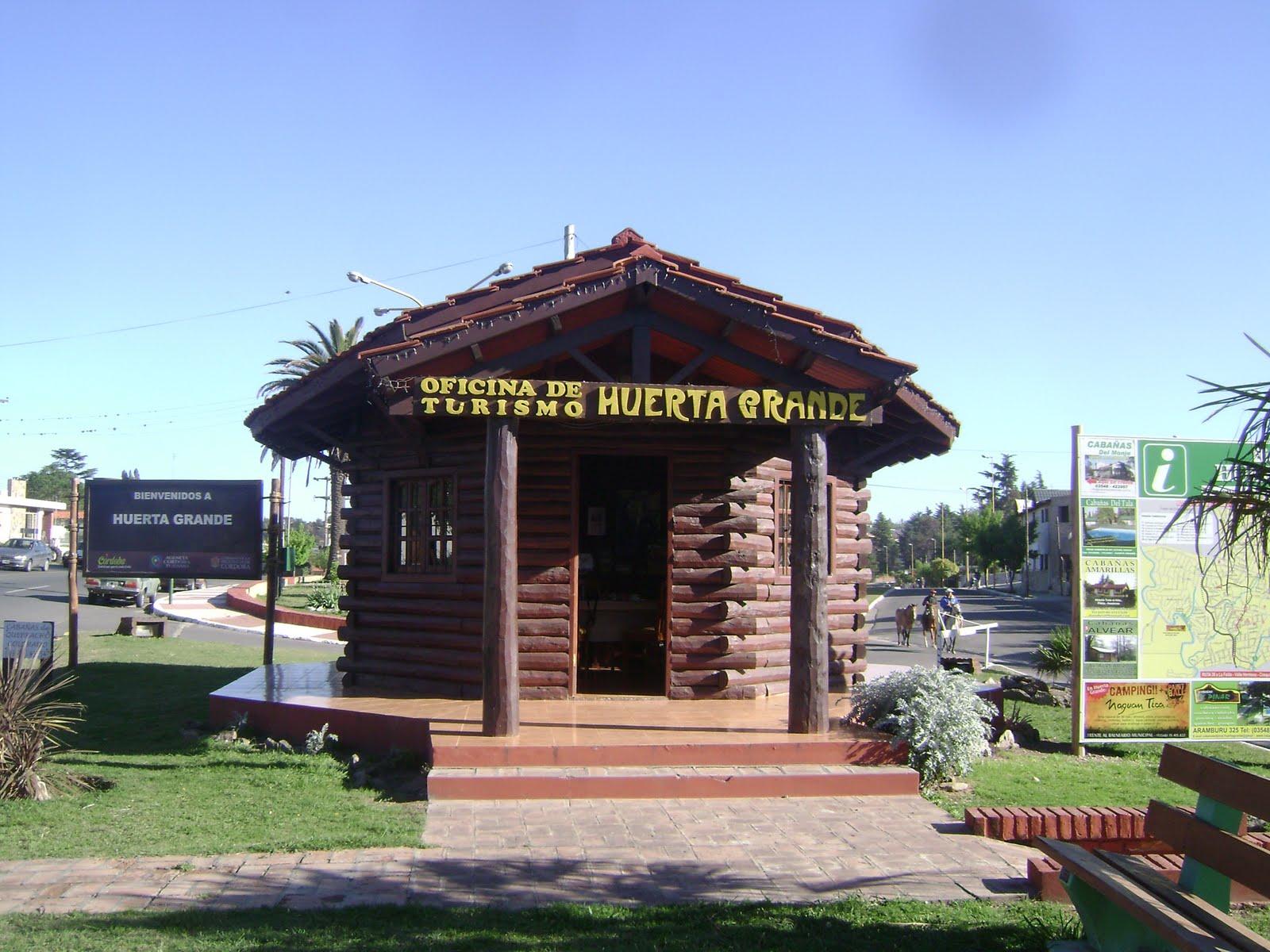 Huerta grande argentina oficina de turismo for Oficina de turismo en cordoba