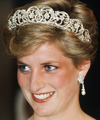 Spencer Tiara Princess Diana Wales