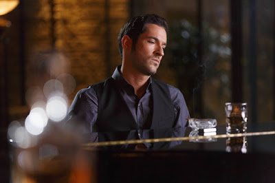 Photo of Tom Ellis in Lucifer Season 2