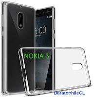 Carcasa Transparente Nokia 3