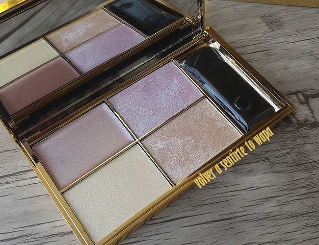 Highlighting Palette Solstice de Sleek