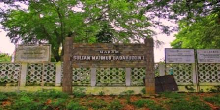 Makam Kawah Tekurep di palembang