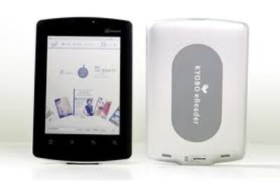 Kyobo Mirasol - czytnik ebooków w kolorze z technologią Mirasol