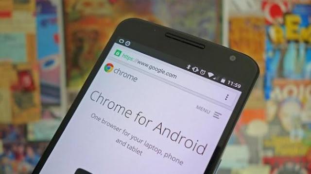 Browser Google Chrome Android akan segera mendapatkan update UI Penelusuran