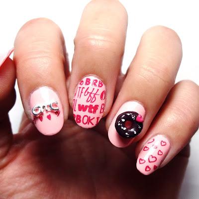 Like, OMG Nails