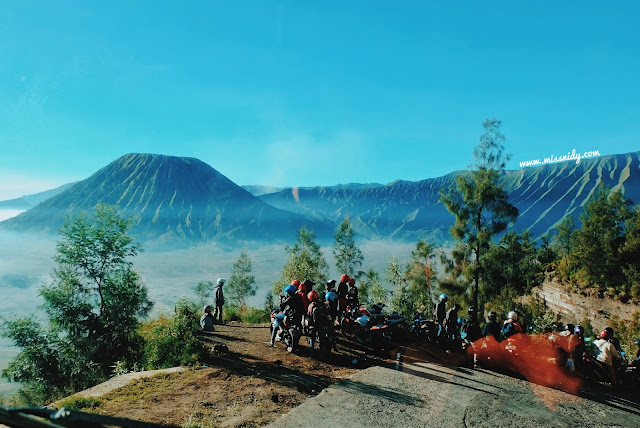 one day trip ke gunung bromo dari malang