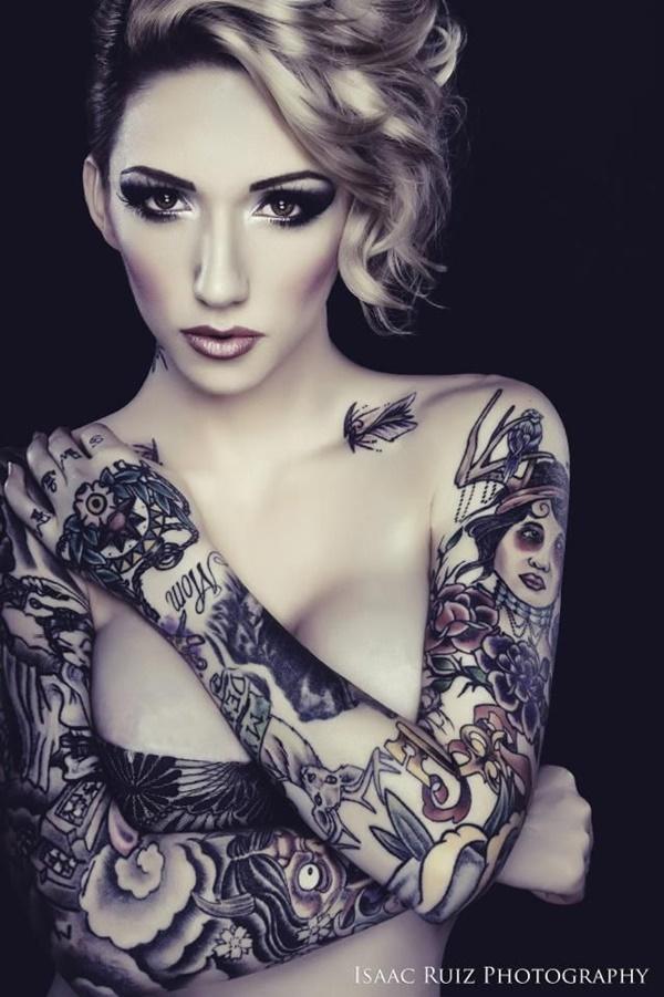diseños de tatuajes para mujer
