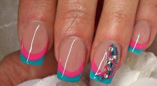 last nail art