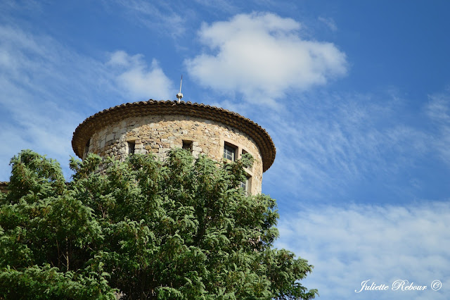 Vogüé en Ardèche