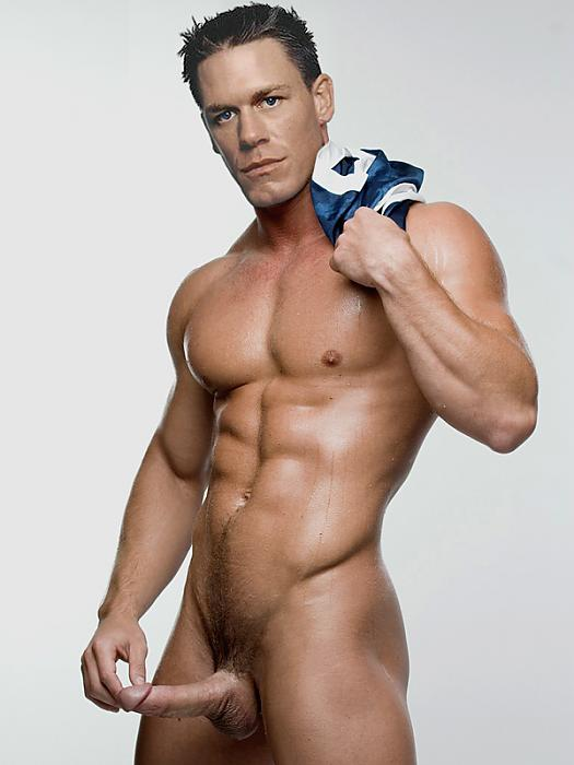 John Cena Fully Naked Pictures 40