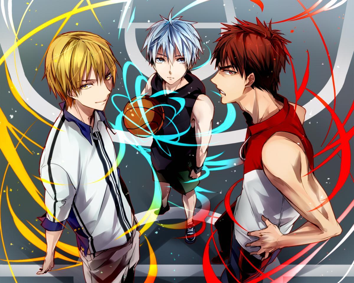 Anime Wallpaper Anime Wallpaper Kuroko No Basket 12