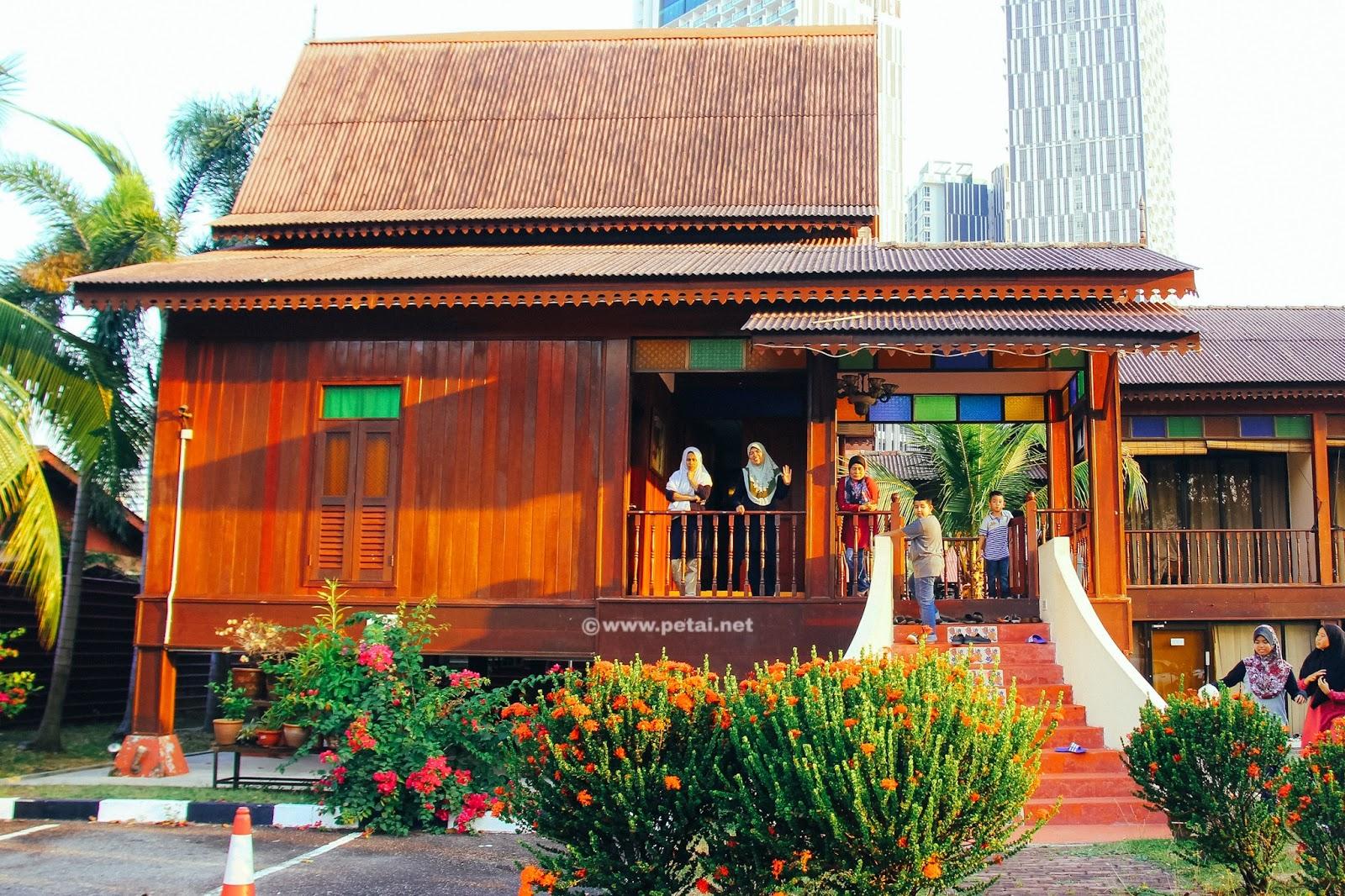 Rumah Melayu Melaka Kampung Morten 5