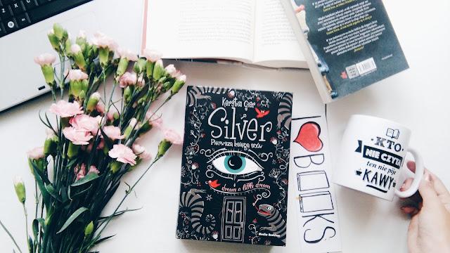 """,,Silver. Pierwsza księga snów"""" Kerstin Gier"""