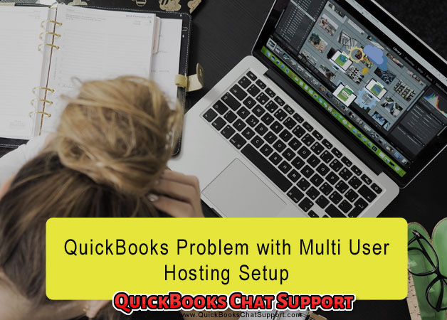 QuickBooks Problem with Multi User Hosting Setup