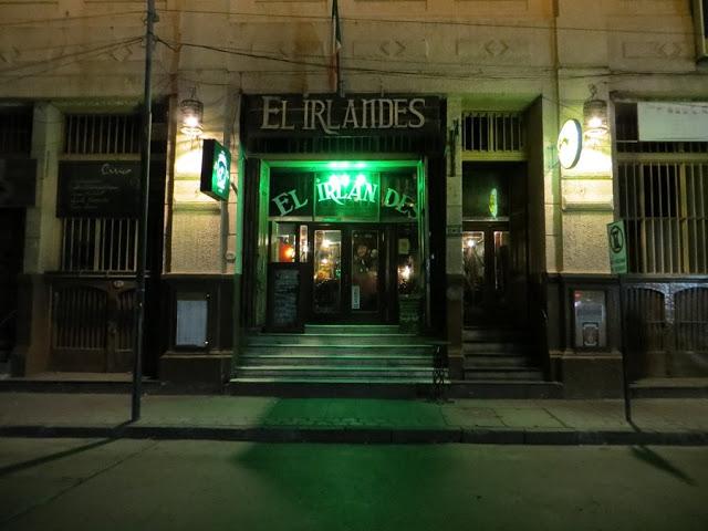 Visitar os Bares de Valparaíso