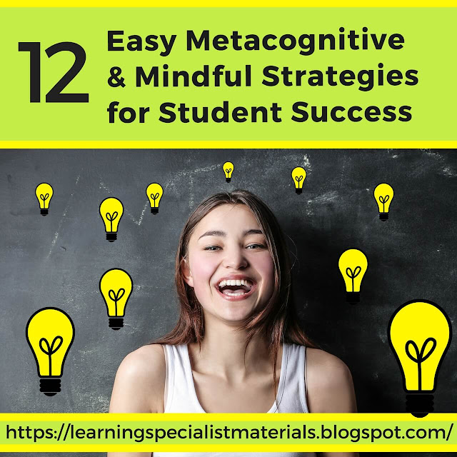 mindfulness and learning strategies