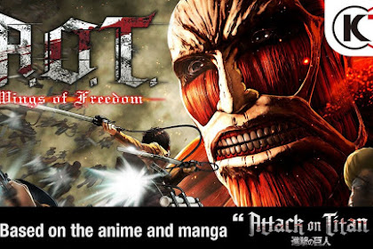 Download Game Attack On Titan WINGS OF FREEDOM +crack full