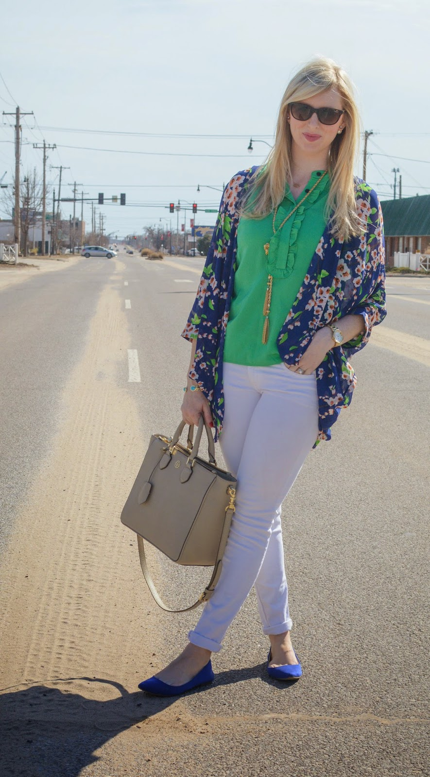 Spring Must Have Items: Spring MUST Have: Floral Kimono