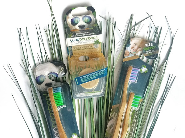 Woobamboo! Toothbrush and Floss Review