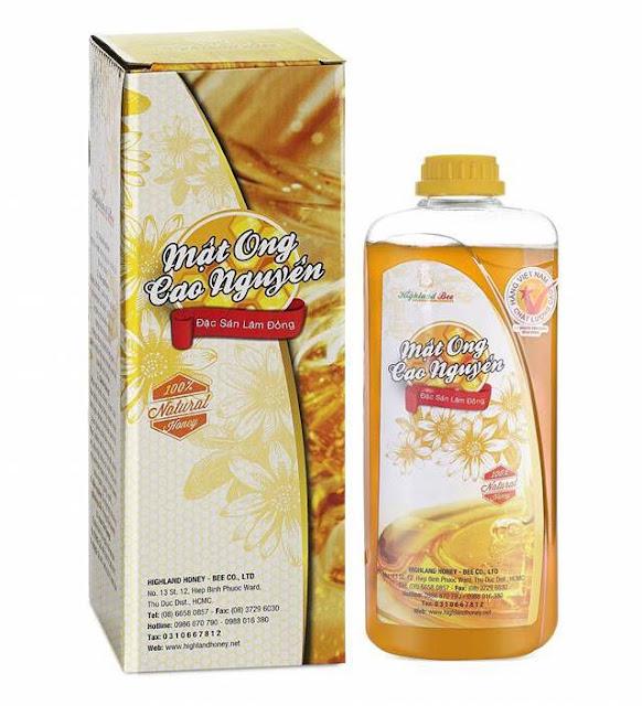 Mật ong giá rẻ - nhưng chất lượng hàng đầu 190.000đ/chai 1000ml