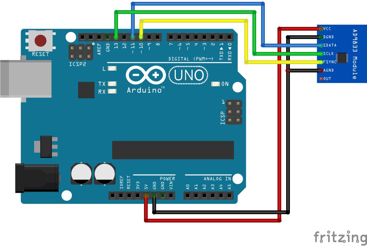 Ad9833 Arduino Nano