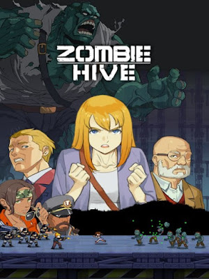 Free Download Zombie Hive Apk v2.01 Mod (Unlimited Money)