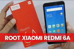 Cara Root Xiaomi Redmi 6A dan Pasang TWRP Recovery