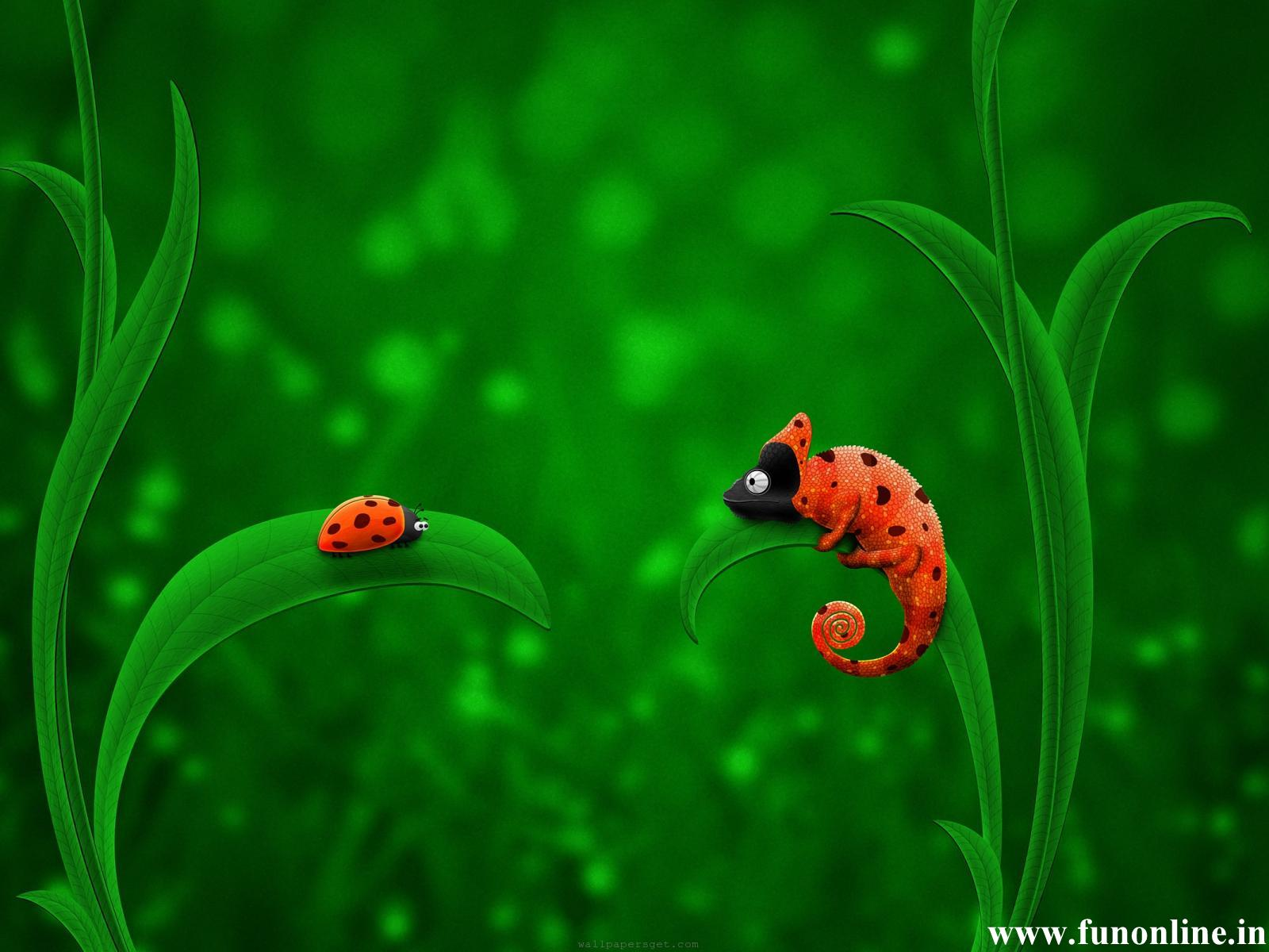 Iphone Wallpaper Icon Template Funny Chameleon Photos Online News Icon