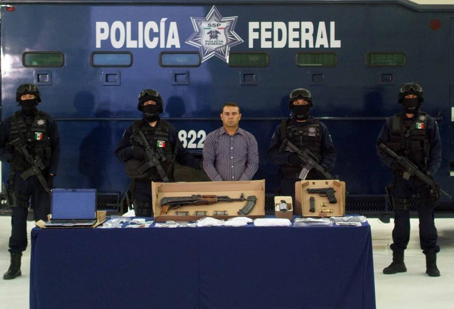 Sentencian a 20 años de prisión a un ex policia y ex líder de la Familia Michoacana