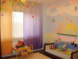 dormitorio niña decorado