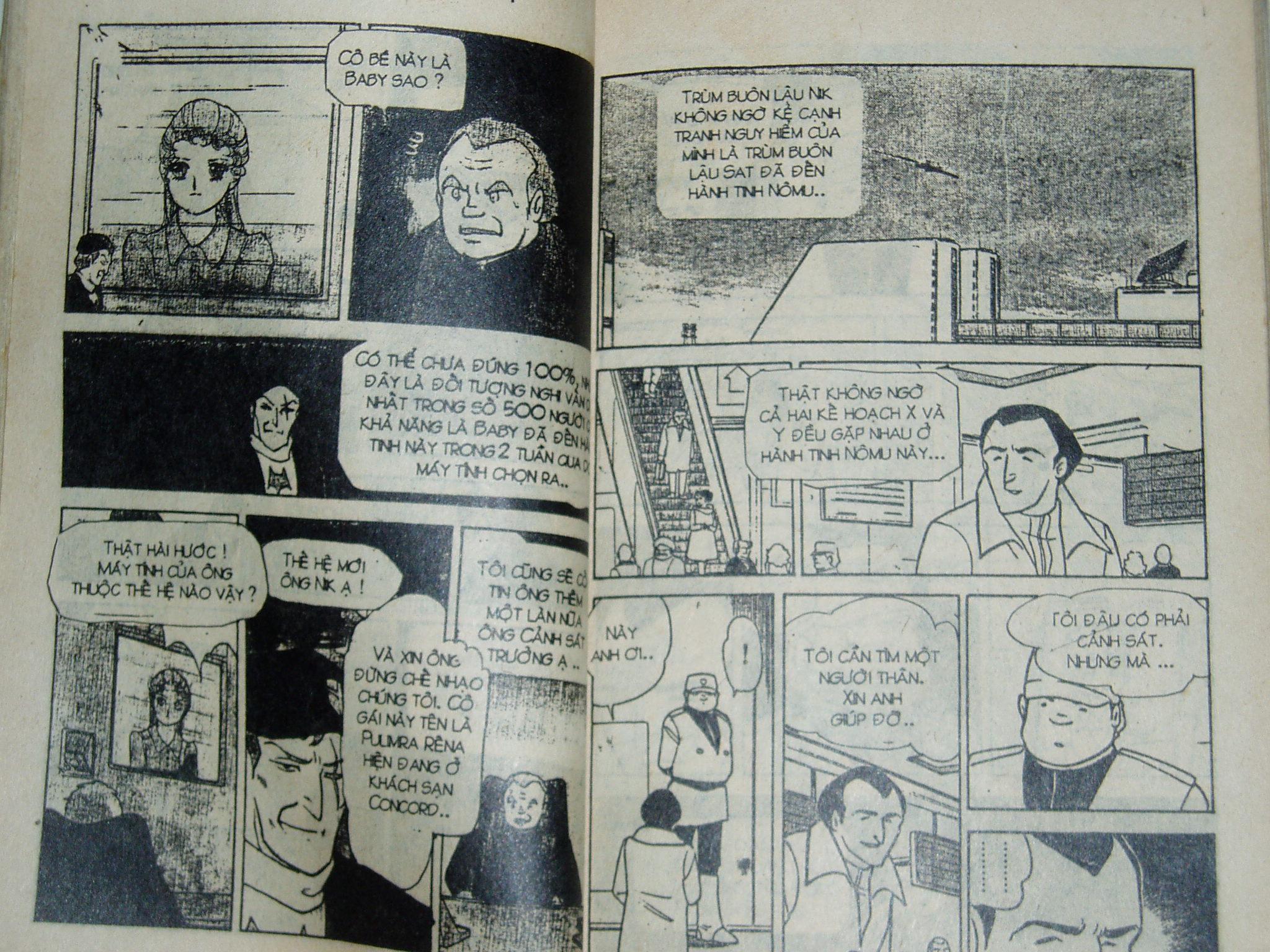 Siêu nhân Locke vol 16 trang 30