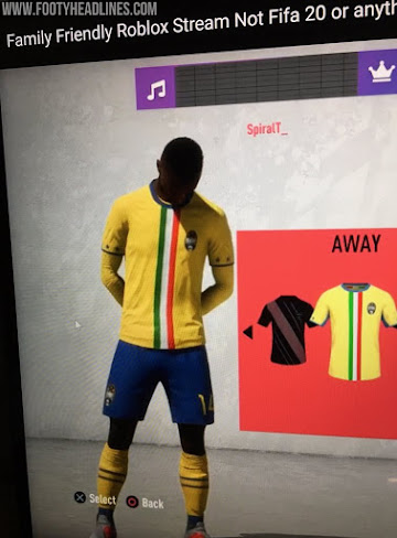 Kits Logos Ratings Here S How Juventus Looks Like In Fifa 20 Footy Headlines