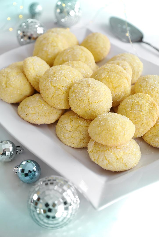 Lemon Sparkler Cookies Sprinkle Bakes