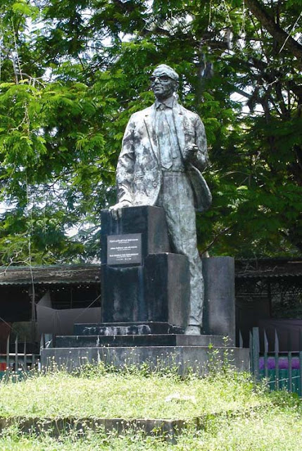 Sculptures of Prof. Sarath Chandrajeewa