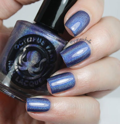 Octopus Party Nail Lacquer Indikon