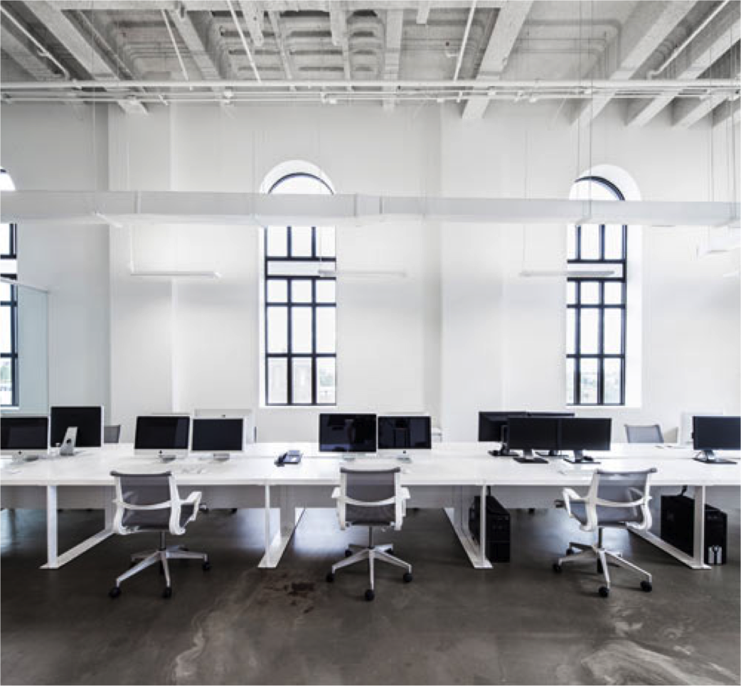Modern Office Spaces: THE BOLD AND THE BEAUTIFUL: DESIGNING FOR A PROFESSIONAL