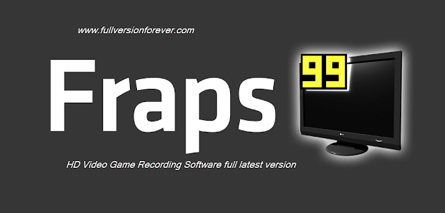 Download Fraps Free full Version Cracked