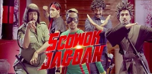 Film 5 Cowok Jagoan (2017)
