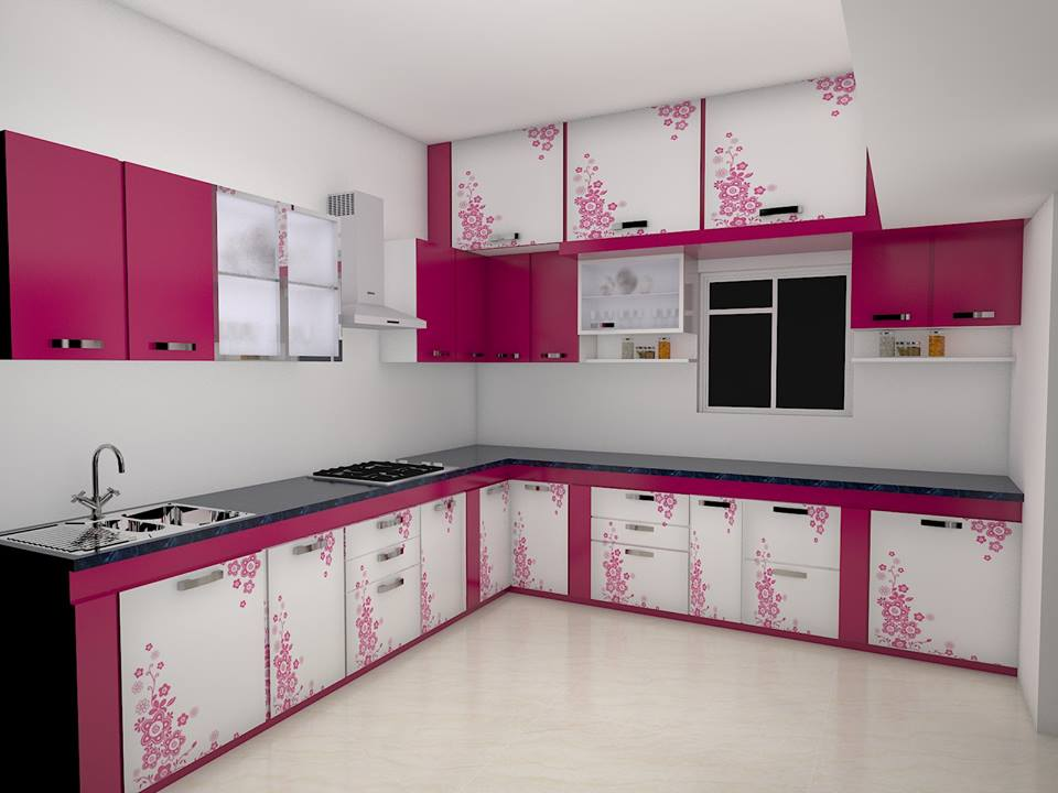 All Pink Kitchen dwell of decor: pink kitchens that will amaze all ladies