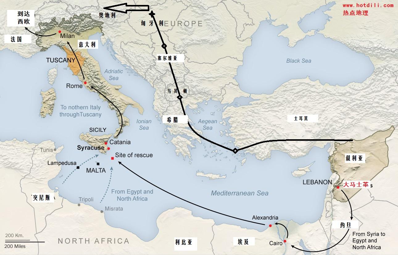 金甲蟲之路: 歐洲伊斯蘭化