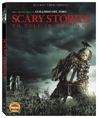 Scary Stories To Tell In The Dark 2019 Bluray