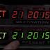 Back to the Future ばっくとぅーざふぃーちゃー デロリアンが着いた未来は2015年10月21日